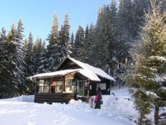 căsuţa iarna 2007
